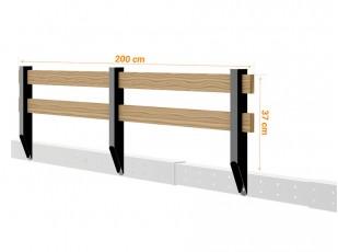 Loft Bed railing