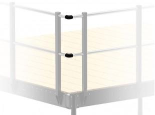 2 x Corner unions for railing